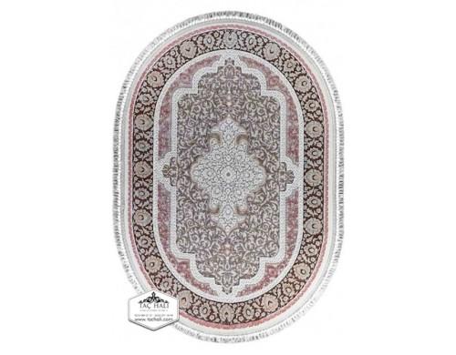 ANATOLİA TH 6002 PEMBE VİZON OVAL HALI 80x150 cm